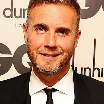 Gary Barlow has joined the chairty drive with DJ Chris Evans