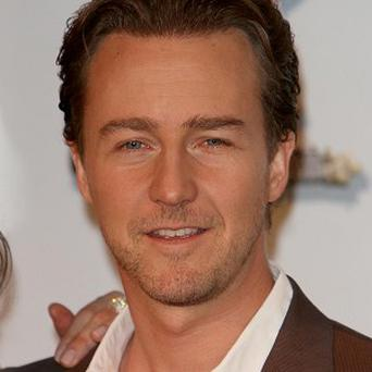 Edward Norton keeps his personal life very private