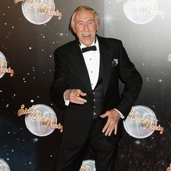 Sir Bruce Forsyth would have liked to have made his mark in Hollywood