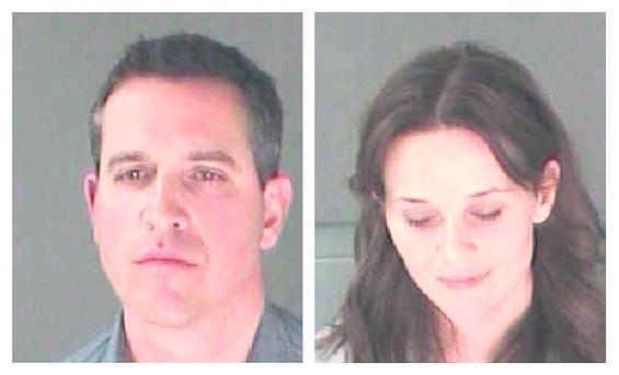 Oscar-winning actress Reese Witherspoon was arrested in Atlanta for alleged disorderly conduct after her husband, talent agent James Toth, was stopped by police on suspicion of drunken driving, online Hollywood magazine Variety reported on Sunday. REUTERS