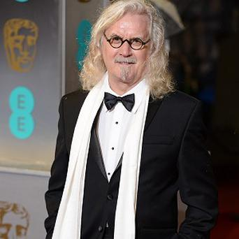 Billy Connolly reportedly suffered memory losses during a stand-up routine