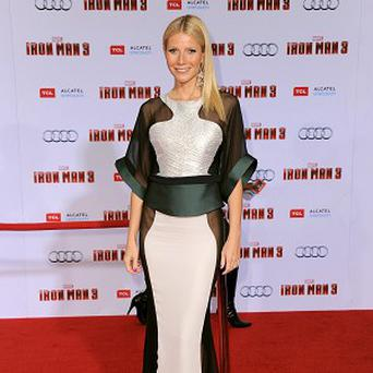 Gwyneth Paltrow was surprised at being named the world's most beautiful woman by People magazine