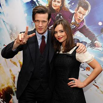 Doctor Who is up against Downton for best drama at the Monte Carlo TV Festival awards