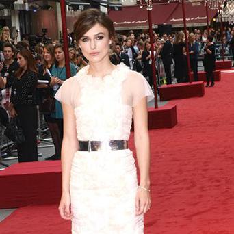Keira Knightley is rumoured to be tying the knot in France at the weekend