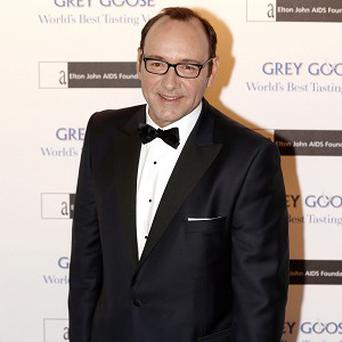House of Cards starring Kevin Spacey has been honoured at internet awards the Webbys