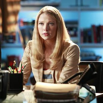 Elisabeth Harnois would love to see William Petersen back on CSI