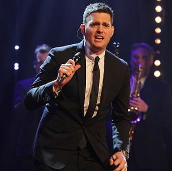 Michael Buble recorded a duet with Reese Witherspoon