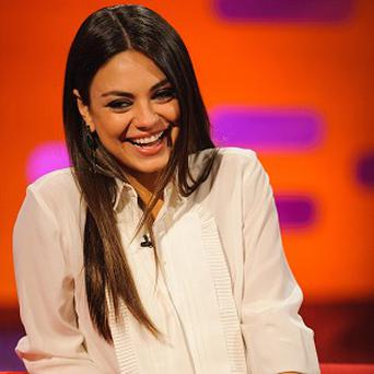 Mila Kunis has been named the world's sexiest woman