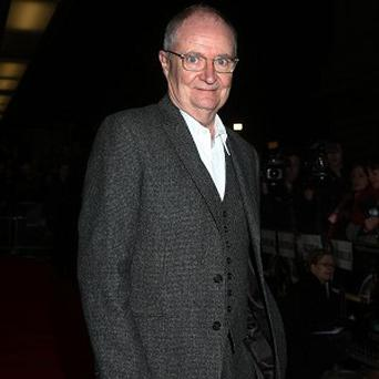 Jim Broadbent will star in The Great Train Robery: A Copper's Tale