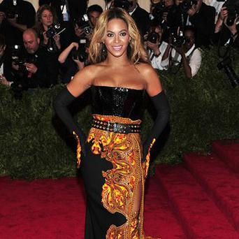 Beyonce was the honorary chair of the Met Gala event