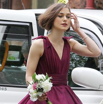 Keira Knightley is said to have married musician boyfriend James Righton in the south of France