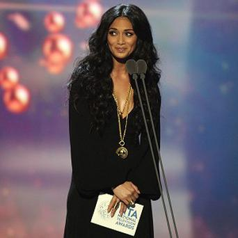 Nicole Scherzinger wouldn't confirm or deny her X Factor return