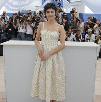 Audrey Tautou will host the Cannes Film Festival opening ceremony