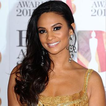 Alesha Dixon said it will be 'exciting' being a guest presenter on Lorraine