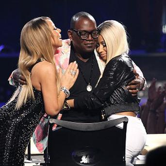 Mariah Carey, Nicki Minaj and Randy Jackson were judges on the latest season of American Idol