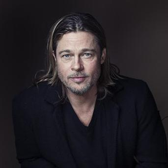 Brad Pitt has said being a family man has made him happiest