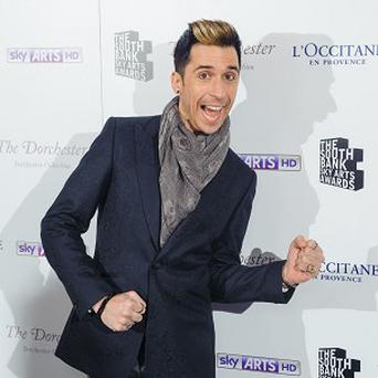 Russell Kane is desperate to take to the dancefloor