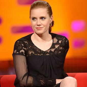 Amy Adams was brought up in the Mormon church