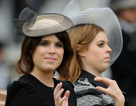 The Duke and Duchess of York took people by surprise by naming their daughter Eugenie and Beatrice