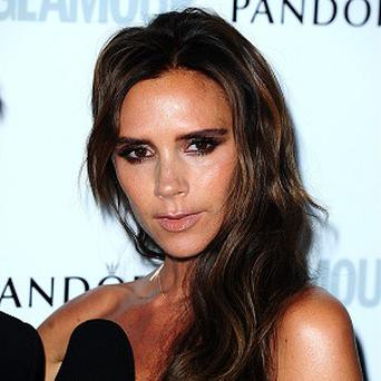 Victoria Beckham has been visiting China with husband David