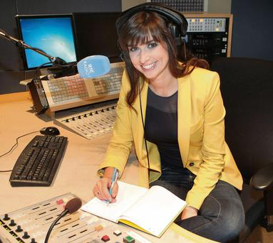 Ryan Tubridy's girlfriend will host 'Aoibhinn & Company' for 10 weeks.