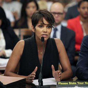 Halle Berry said the paparazzi put her daughter off going to school