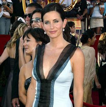 Courteney Cox is reportedly dating her co-star