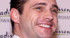 Jason Priestley will judge a doughnut contest