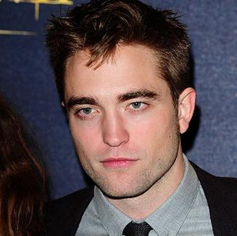 Robert Pattinson was spotted out with a mystery girl