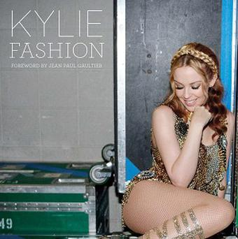 Kylie Minogue has publised a new style book called Kylie Fashion