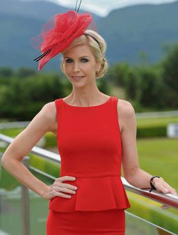 After three years, Yvonne Keating has spoken about her marriage break-up
