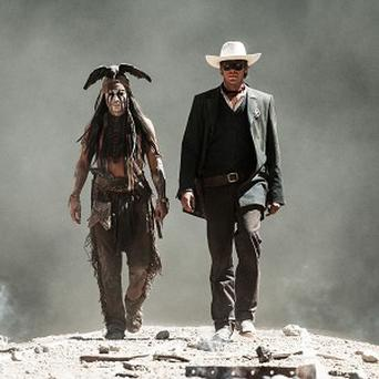 The Lone Ranger had a disappointing start at the US box office