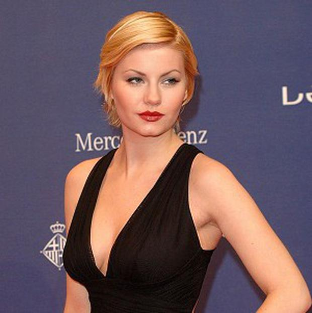 Elisha Cuthbert Wedding.Elisha Cuthbert Weds Hockey Player Independent Ie