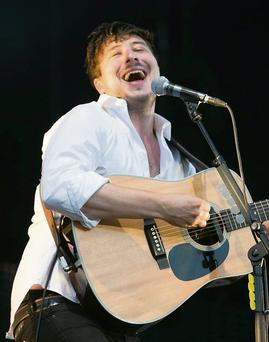 Mumford & Sons perform to an ecstatic crowd in the Phoenix Park, Dublin