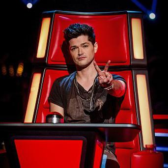 Danny O'Donoghue has quit The Voice
