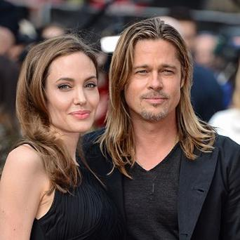 Angelina Jolie and Brad Pitt could be all aboard for a Scottish island wedding