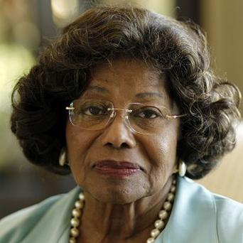 Katherine Jackson said she is testifying because her son is 'not here to speak for himself' (AP)