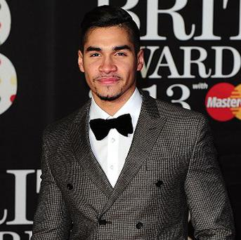 Louis Smith doens't mind posing naked