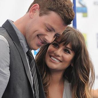 Lea Michele did an interview with Marie Claire's Mexico edition before Cory Monteith's death