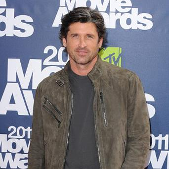Patrick Dempsey sees his acting work in Grey's Anatomy as a job rather than a passion