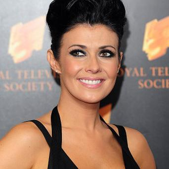 Kym Marsh married Jamie Lomas last year