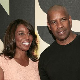 Denzel Washington is trying to keep up with his wife Pauletta Pearson by treading the boards again
