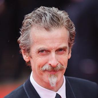 Peter Capaldi is one of the leading contenders for the role of the new Doctor Who
