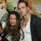 Pregnant Katie Price was on holiday with husband Kieran Hayler and her children when she was rushed to hospital