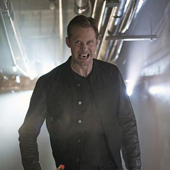 Eric Northman, played by Alexander Skarsgard, was seen going up in flames in True Blood - but will he survive?