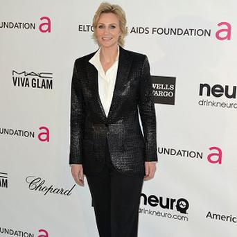 Jane Lynch says filming the Cory Monteith tribute episode of Glee is going to be tough