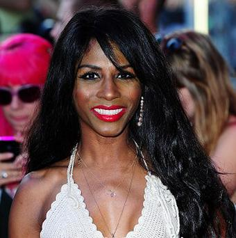 Sinitta said that she is involved behind the scenes in the new X Factor