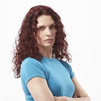Danielle Cormack plays Bea Smith in Wentworth Prison
