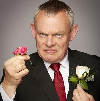 Martin Clunes returns as Doc Martin for a sixth series
