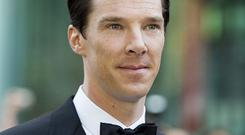 Benedict Cumberbatch was in Toronto for the screening of The Fifth Estate